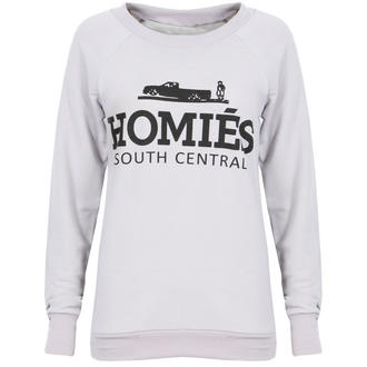 View Item Lavender 'Homies' Sweatshirt